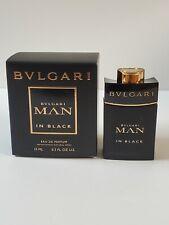 BVLGARI MAN IN BLACK 15ML TRAVEL SIZE EDP SPRAY FOR MEN BRAND NEW