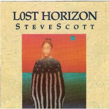 Steve Scott - Lost Horizon - NEW CD STILL SEALED