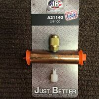 """JB Industries, Copper Tube Access Tee For 5/8"""" O.D. Lines, A31140"""