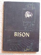 1967 Carlisle High School Year Book, Carisle, Arkansas Bison