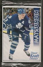 1996 Kraft Dinner Flex Magnet Mats Sundin in Cello Pack