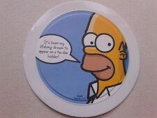 homer Simpson tax disc - permit holder