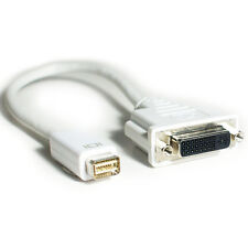 MINI DVI per monitor DVI-I Adattatore Convertitore-DVI-D, per Apple MacBook