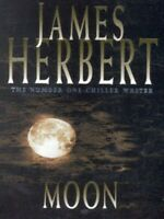 Moon by James Herbert (Paperback) Value Guaranteed from eBay's biggest seller!