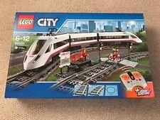 NEW - LEGO City 60051 Passenger Train + FREE P&P