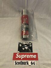 Supreme Stanley 20.oz Vacuum Insulated Bottle RED FW19 Deadstock W/ Email Bogo