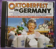 Oktoberfest in Germany [Single Disc] by Various Artists CD, Oct-1991