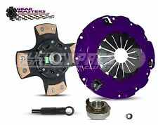 CLUTCH KIT GEAR MASTER RACING STAGE 3 FOR 1989-91 MAZDA RX-7 1.3L R2 GAS TURBO