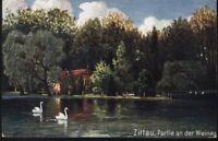 Zittau, Partie an der Weinau (jahr 1912)
