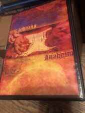Anaheim Live (DVD) - Eric Johnson - DVD Rock Music Concert Classic Film Rare