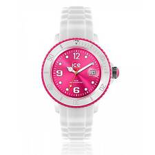 Montre ice watch ice white rose