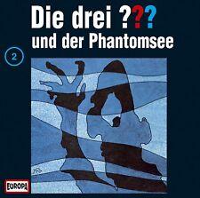 CD * DIE DREI ??? (FRAGEZEICHEN) - 2 - UND DER PHANTOMSEE # NEU OVP =