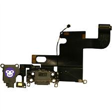 para iPhone 6 gris espacio Cargador Conector Puerto Flexible de auriculares