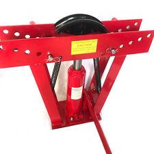 (12) Ton Hydraulic Pipe Bender Tube Tubing Exhaust Tube Bending with 6 Dies