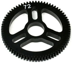 Exotek Associated DR10 48P 72T Flite POM Spur Gear - For Slipper Eliminator 1590