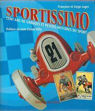 Sportissimo histoires du sport par l Affiche automobile cyclisme ski volley boxe