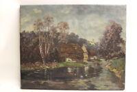 Gemälde Landschaft HANS KELLER  -B12