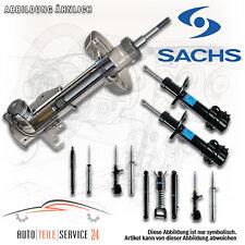 2 Sachs Ammortizzatori A Gas r/L Doppio tubo Anteriore per Ford Focus 2