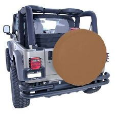"Spare Tire Cover 27""- 29"" Jeep CJ Wrangler YJ TJ JK Spice  12801.37 Rugged Ridge"
