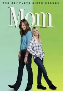 Mom Season 6 Series Six Sixth (Anna Faris Allison Janney Mimi Kennedy) New DVD
