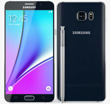 Samsung Galaxy Note 5, Verizon Only | 32 GB, Black, 5.7 in | SM-N920 | Good