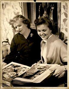 LG920 1954 Original Photo LENORA SLAUGHTER BEBE SHOPP Miss America Pageant Girl