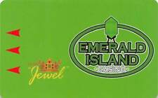 Emerald Island Casino - Henderson, Nv - Slot Card