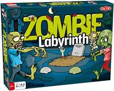 Tactic Games Zombie Labyrinth Board Game