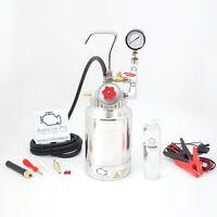EVAP Vacuum TURBO Smoke Machine Leak Detector Tester ADJUSTABLE PRESSURE