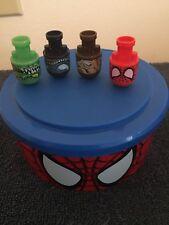 Spider Man Bonka Zonks - Venom Sand Man Killer Croc
