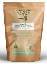 Organic Soy Protein Powder - Vegan   Gluten Free   Vegetarian   Soya   NON GMO