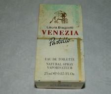 Laura Biagiotti Venezia Pastello Eau de Toilette 0,85FL.OZ / 25ml RAR