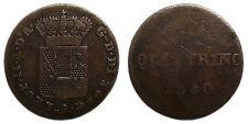 Italien Firenze Leopoldo II, Quattrino 1850