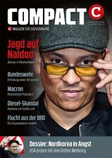 COMPACT MAGAZIN 06/2017 JAGD AUF NAIDOO/NORDKOREA/MACRON/BUNDESWEHR/DIESEL SKAND