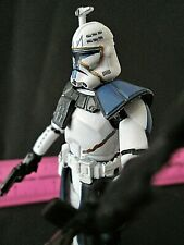 Star Wars CLONE WARS Captain REX action figure Hasbro (the best one)