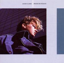 Anne Clark Pressure points (1985) [CD]