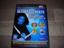 BALDUR´S GATE - Ultimate Cheats - Action Replay - for PS2 Playstation
