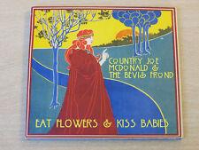 Country Joe McDonald & The Bevis Frond/Eat Flowers & Kiss Babies/1998 CD Album