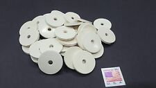 "FOOD GRADE RUBBER WASHER 1/8 THK X 1-3/16 OD X 1/2 ""ID 10PC PACK FREE SHIPPING"
