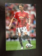 NEMANJA MATIC - MANCHESTER UNITED FOOTBALLER - EXCELLENT SIGNED COLOUR PHOTO