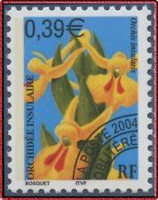FRANCE 2004 PREOBLITERE N°248** fleurs orchidées, TTB, Flowers Orchids MNH