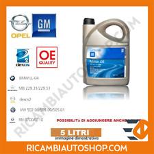 5LT OLIO MOTORE OPEL GM 5W30 DEXOS2 LEXUS IS 2 (GSE2, ALE2, USE2) 220D KW:130 20