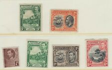 LP16 COMMONWEALTH GRENADA1934 ONWARD  MH STAMPS