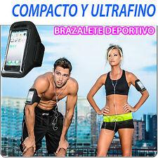 BRAZALETE compatible IPHONE 5 funda neopreno deporte gimnasio AJUSTABLE