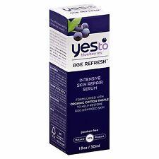 Yes To Blueberries Age Refresh Intensive Skin Repair Serum, 1.0 fl oz