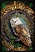 Charts Needlework DIY - Counted Cross Stitch Patterns - Owl 4