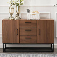 Storage Cabinet Sideboard Buffet Cupboard Console Table Home Kitchen Living Room
