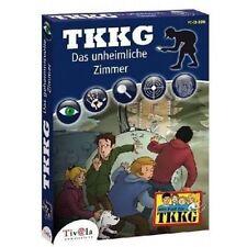 TKKG 16: Das unheimliche Zimmer PC DEUTSCHE Version Selten