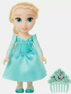 Disney Frozen Petite Elsa Doll with comb
