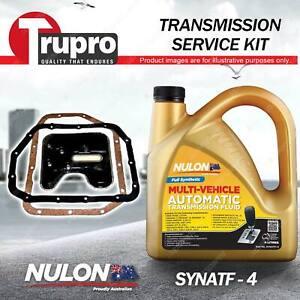 SYNATF Transmission Oil + Filter Kit for Hyundai Getz TB Lantra Lavita Tiburon